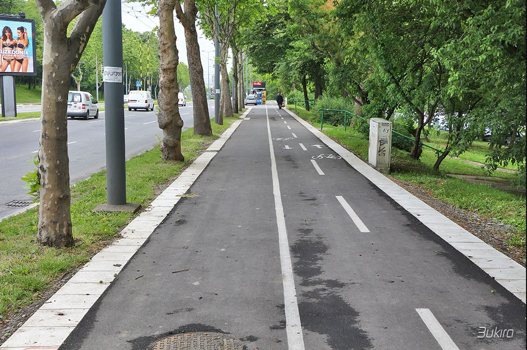 biciklisticke staze u beogradu Bicycle paths in Belgrade