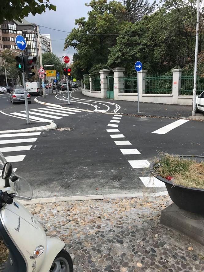 Biciklisticka Staza U Takovskoj Ulici Problem Je U Glavama