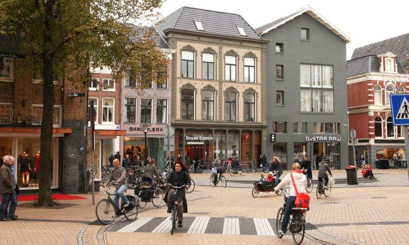 Groningen bicikl staze