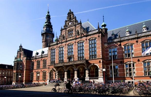 Groningen bicikli