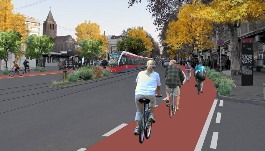 Biciklistička-traka-beograd-predlog