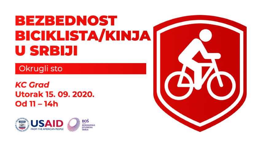 Bezbednost biciklsita u Srbiji