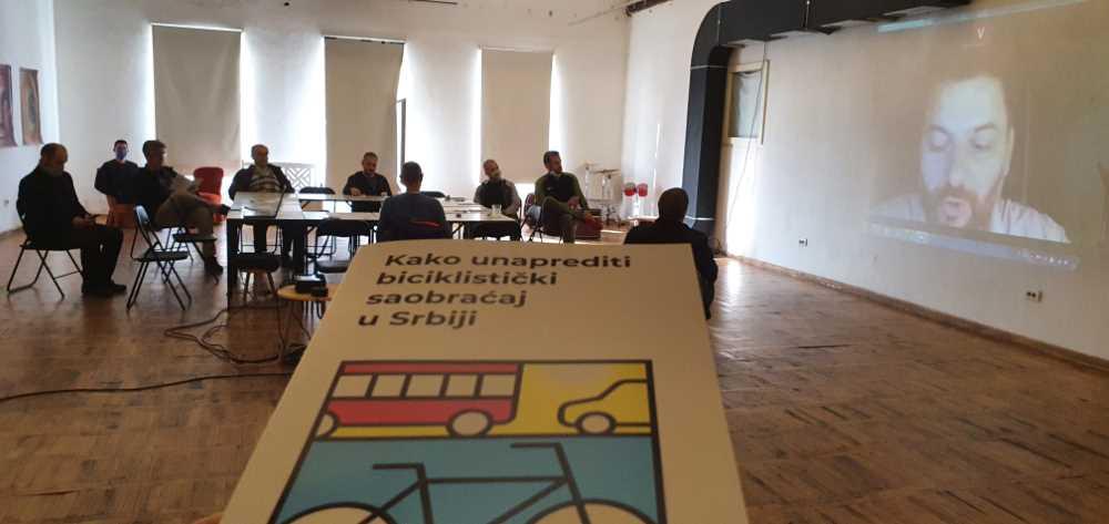 Kako unaprediti biciklistički saobraćaj u Srbiji