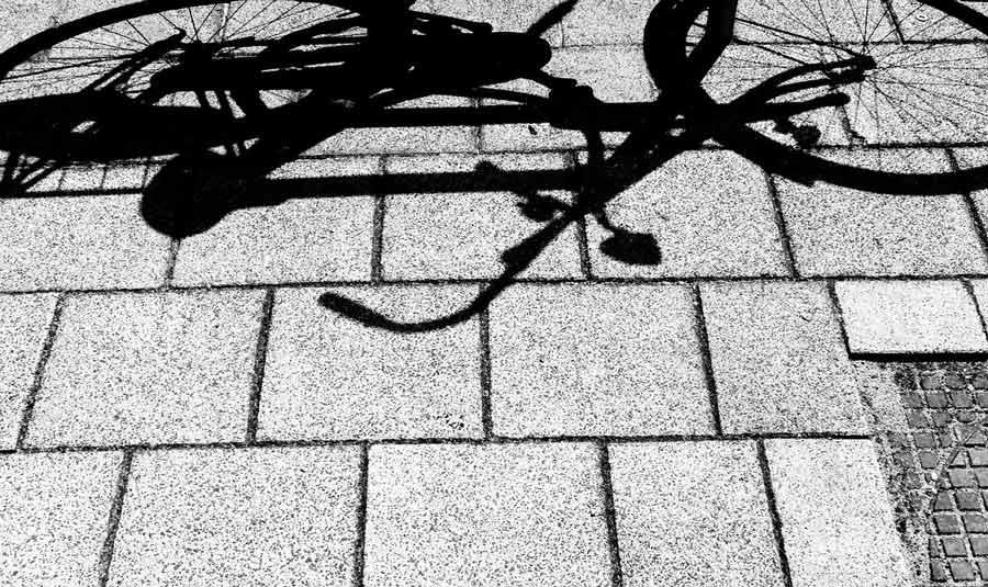 bicikl i vreli dani